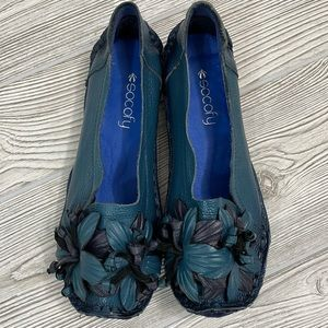 Socofy Flower shoes